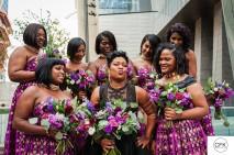 Bridal Party - #maplefieldFloral