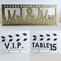 Table Numbers - #Ten23Designs